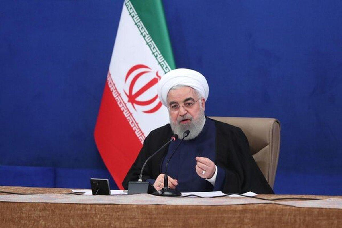 روحانی: سه رهبر دنیا به من گفتند مقابله با کرونا در ایران برای ما الگو شد
