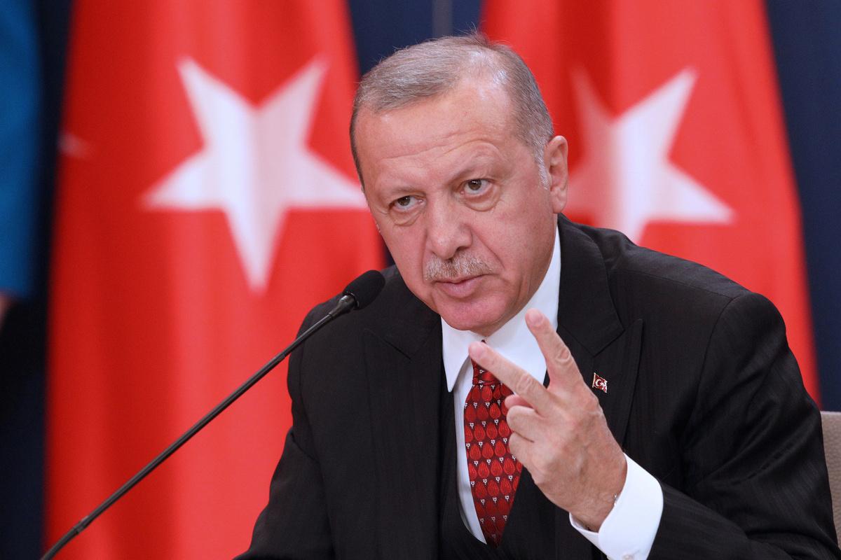 انتخابات | اردوغان :  به آمریکا می گویم شرم نمی کنید؟