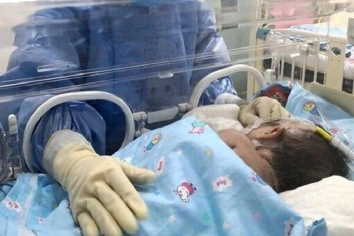 کرونا جان نوزاد ۷ ماهه راز و جرگلانی را گرفت