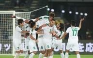 پیروزی عراق مقابل کامبوج و صعود به صدرجدول گروه ایران