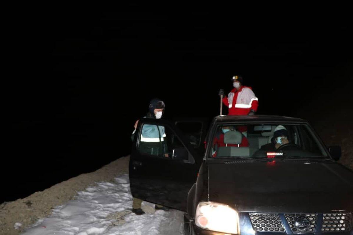 جستجو برای یافتن ۵ کوهنورد گم شده در دماوند