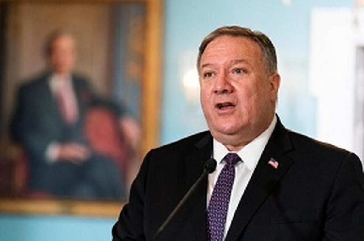پمپئو: توافق هستهای ایران یک «هیولا» برای صلح خاورمیانه است