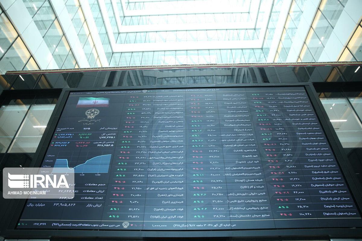 بورس  |  حرکت منطقی بورس در گرو کاهش هیجان فروش سهامداران