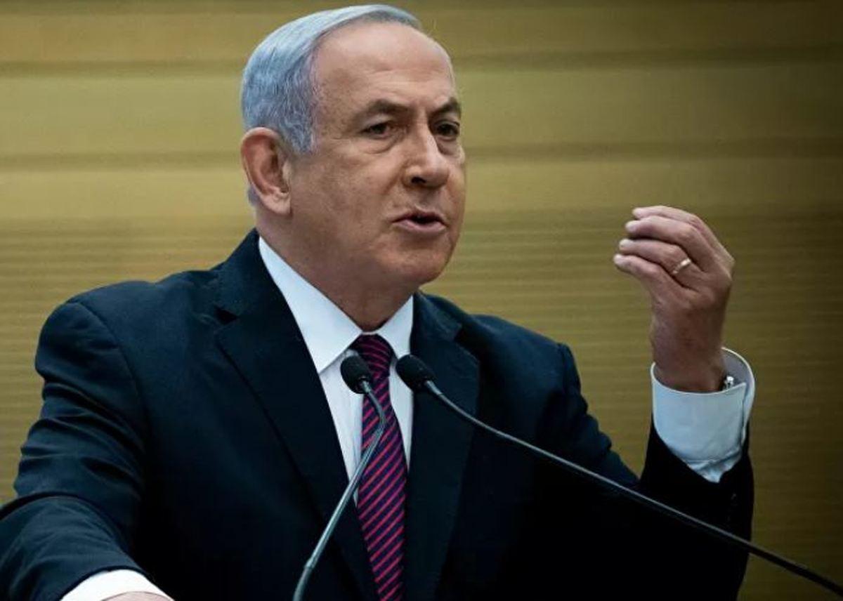 نتانیاهو  |   در صورت بازگشت به برجام، دیگر کشورهای خاورمیانه به بمب هستهای مجهز میشوند