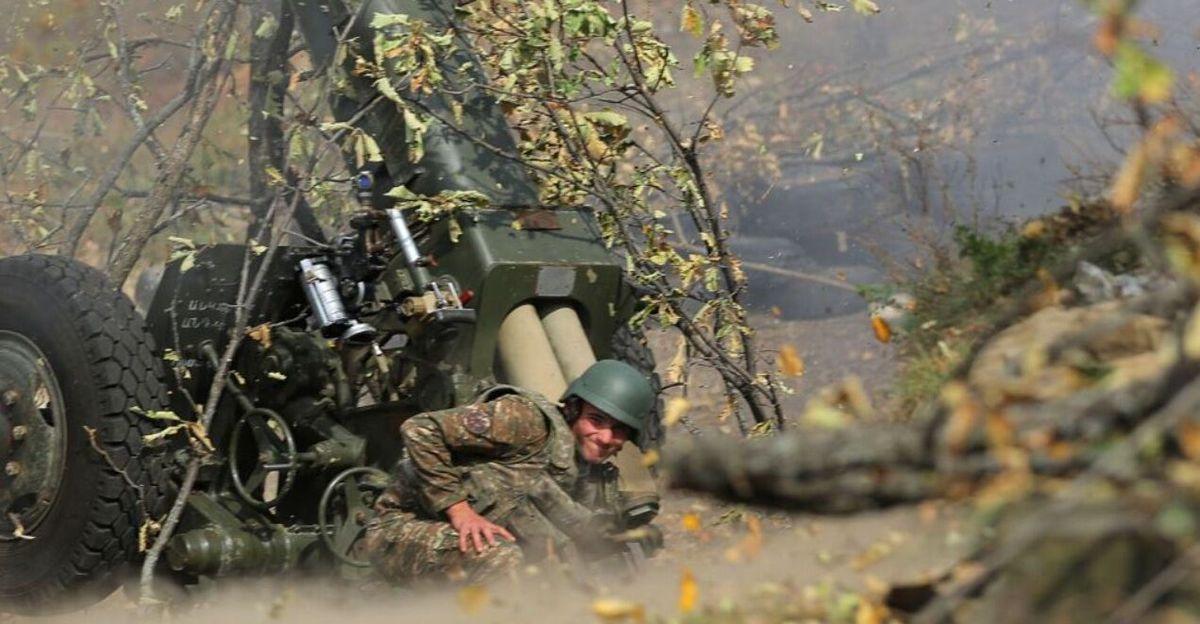 ۶ نظامی ارمنی حین مینگذاری اسیر شدند