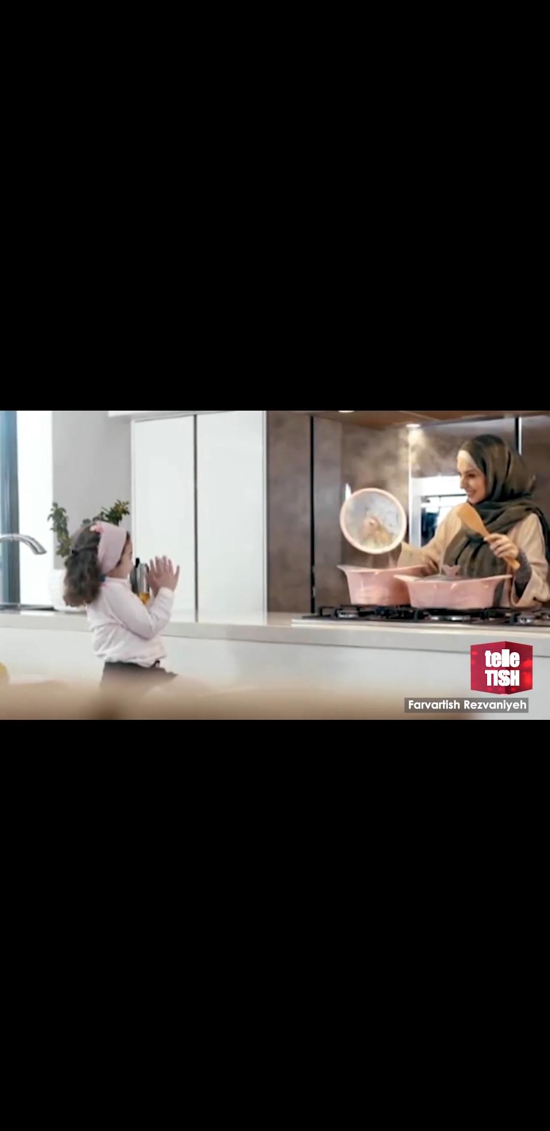 ویدئوی طنز تلهتیش درباره تجملگرایی تیزرهای تلویزیونی + ویدئو