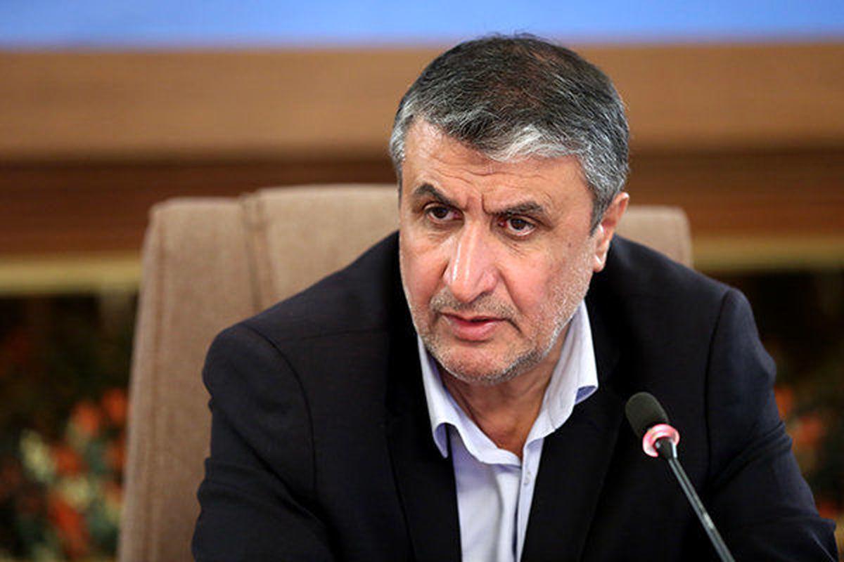 محمد اسلامی رئیس سازمان انرژی اتمی شد
