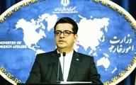 توضیح موسوی درباره سفر وزیران خارجه هلند و اتریش به تهران