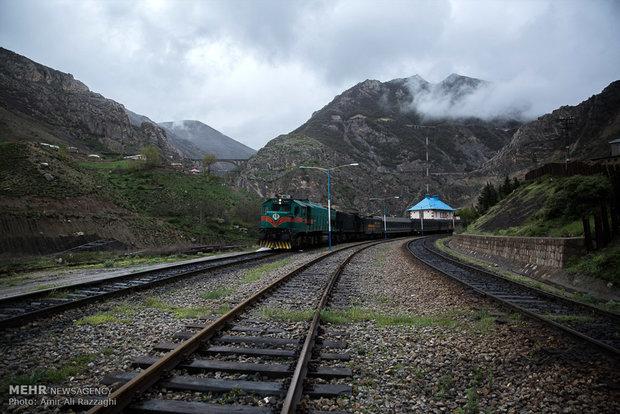 مسیر ریلی تهران - شمال بازگشایی شد