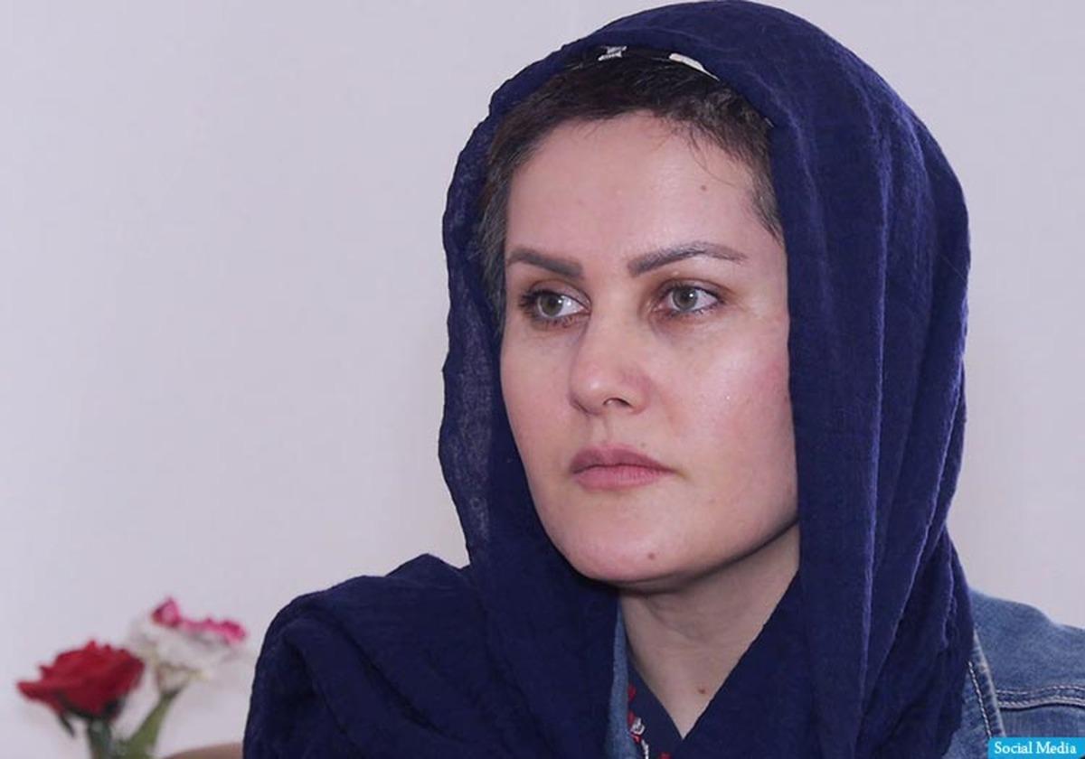 کارگردان سینمای افغانستان در حال فرار+فیلم