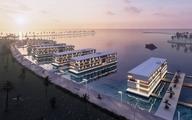 (عکس) هتلهای شناور میزبان جامجهانی 2022