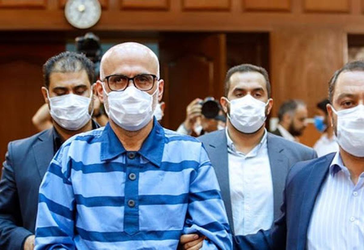 هفتمین جلسه دادگاه رسیدگی به پرونده طبری | دانیال زاده: سال ۹۵ به «حسین فریدون» رشوه دادم