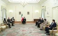 رئیسی: تحریم نمیتواند مانع توسعه روابط و همکاریهای ایران با دیگر کشورها شود