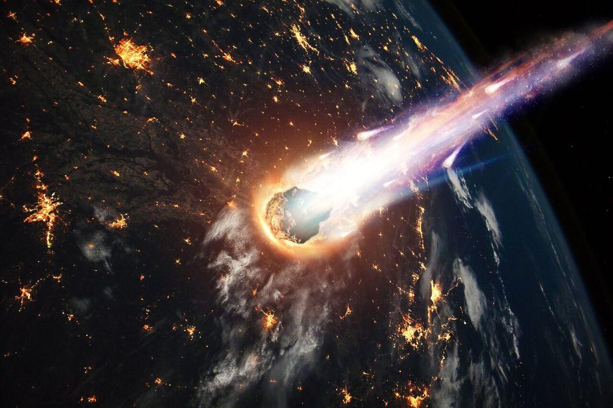 ویروس کرونا با یک شهاب سنگ به زمین آمد | ادعای یک دانشمند درباره نحوه ورود کرونا به زمین