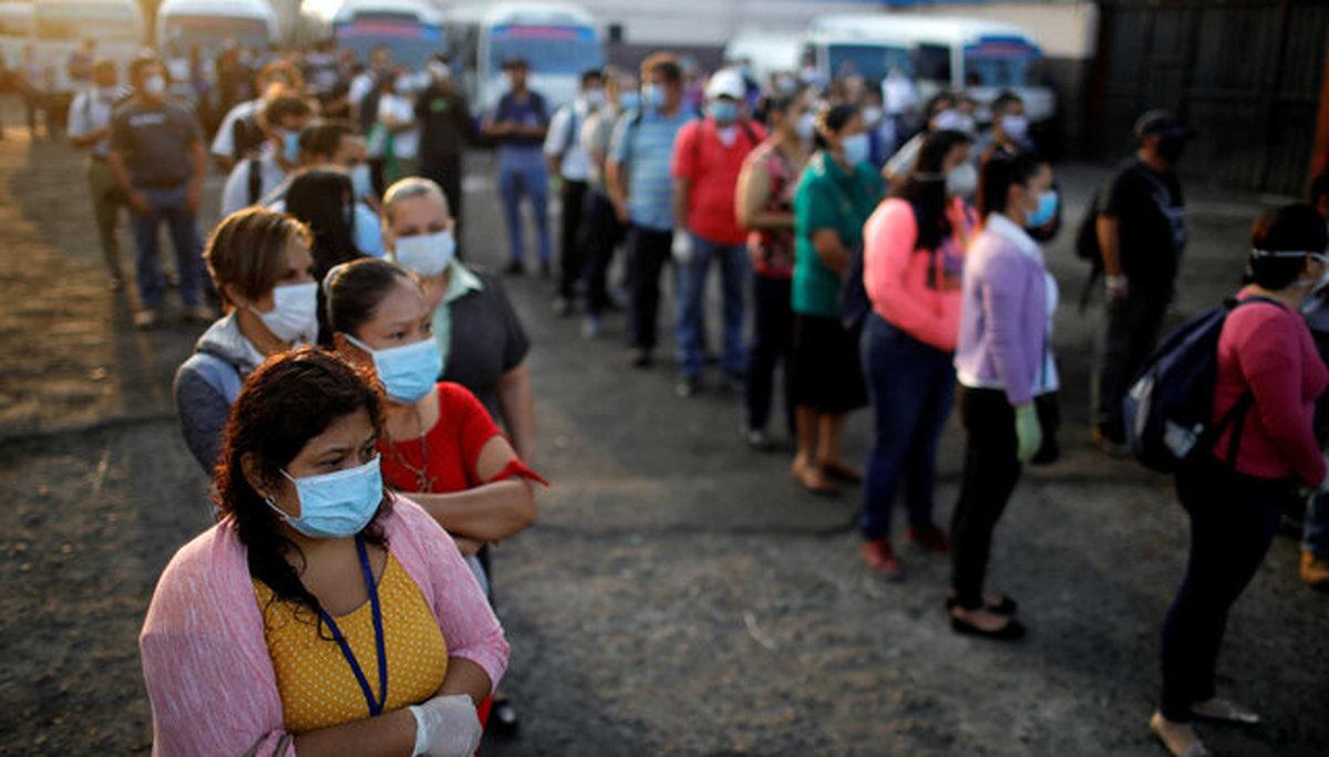 کرونا در امریکا| آمار ابتلا به کرونا در آمریکای لاتین رکورد زد