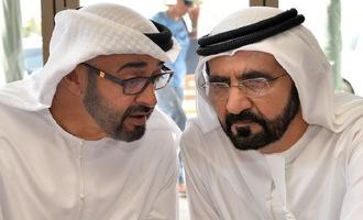امارات دیگر نمیخواهد در مسابقه با عربستان، دوم باشد