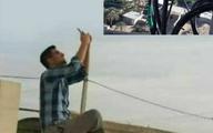 آذری جهرمی  |  اینترنت محله نخبه جلیل آبادی امروز وصل شد