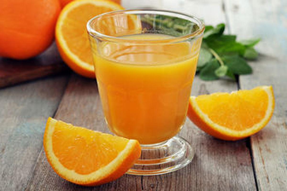 خواص خارقالعاده آب پرتقال