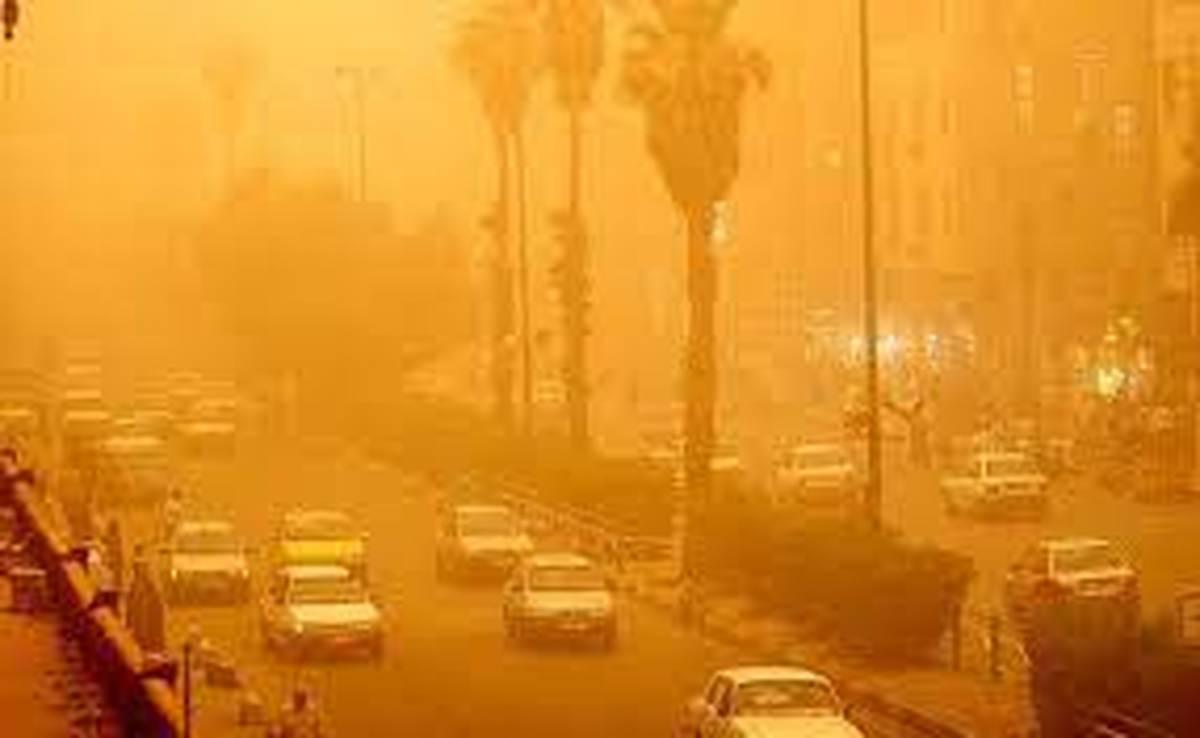 آلودگی هوا و ریزگردها      کرمان تعطیل شد