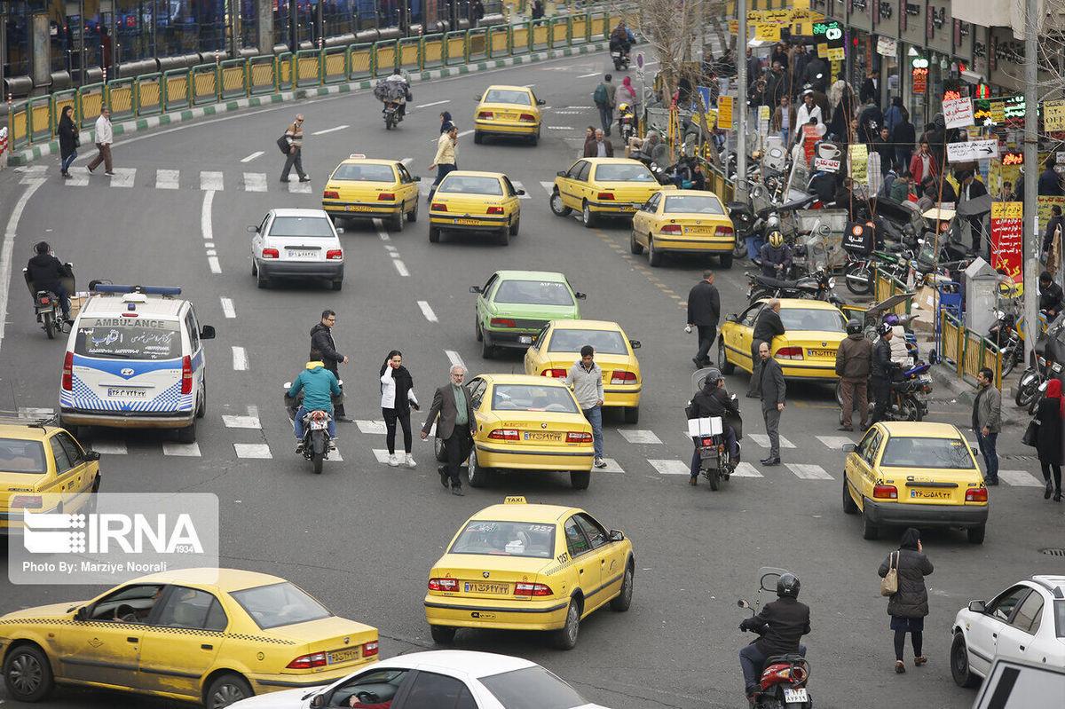 فوت ۵۰۰ راننده تاکسی به دلیل ابتلا به کرونا