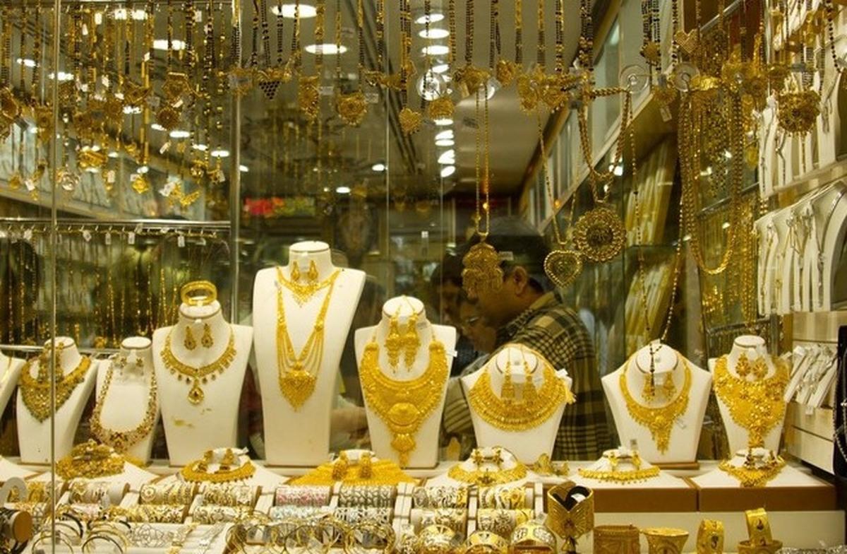 دلیل گرانی قیمت طلا