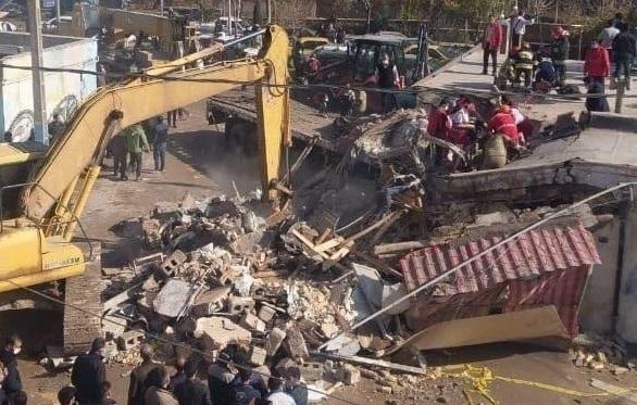 جزئیات حادثه هولناک امروز در پردیس تهران
