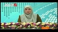 اعلام خبر وقوع زلزله تهران در بخش خبری ساعت ۱۳ رسانه ملی