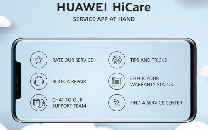 اپلیکیشن HiCare؛ راهکاری جامع برای به روز رسانی سریع و دسترسی به خدمات پس از فروش گوشیهای هوشمند هوآوی