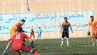 صعود بادران به رده دوم| شهرداری آستارا سنت شکنی نکرد و شکست خورد