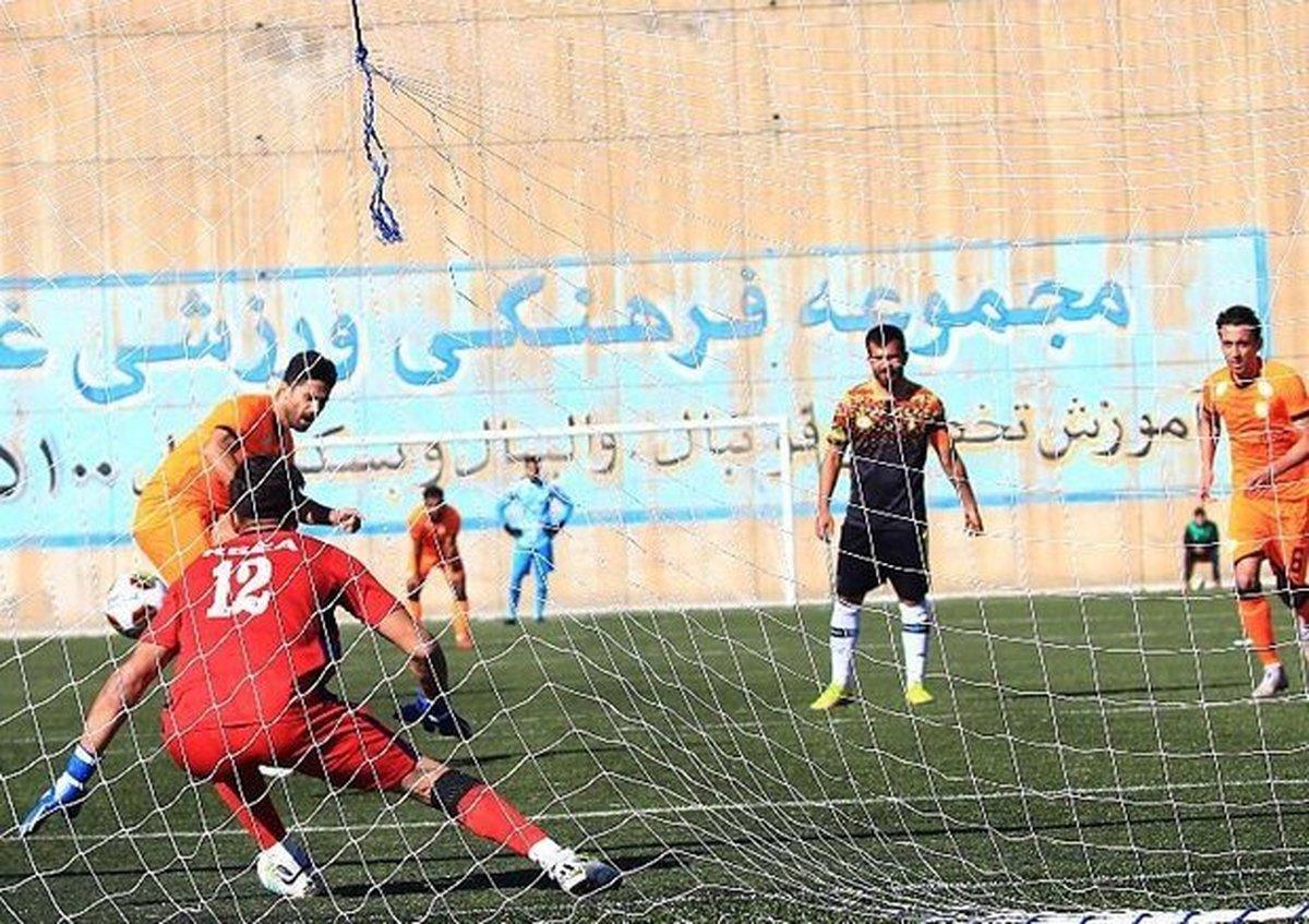 پیروزی تیم ملی فوتبال پنجنفره ایران برابر روسیه