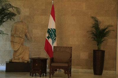 کرسی ریاست جمهوری لبنان نارنجی میشود؟
