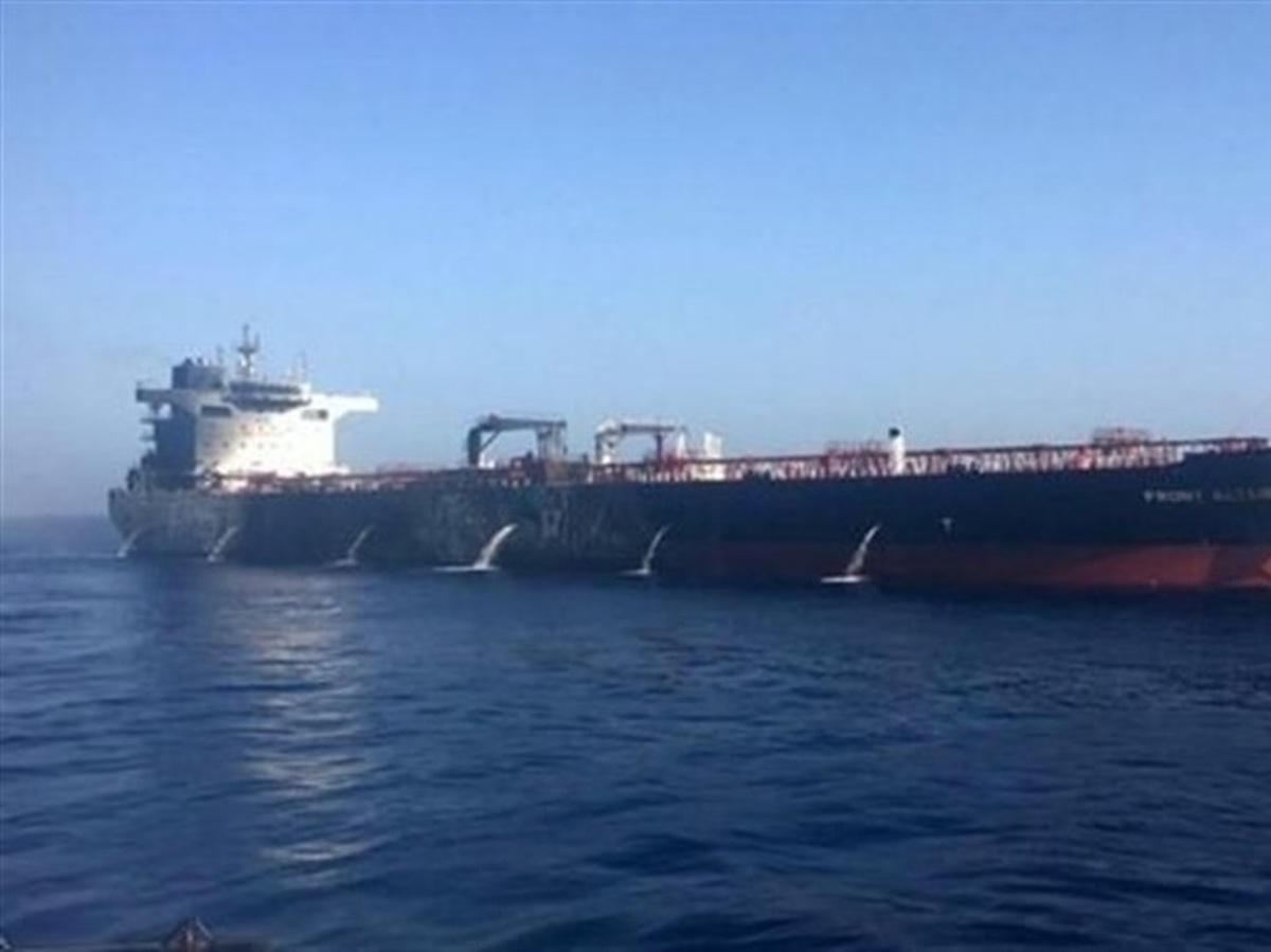 ورود کشتی ایرانی به آبهای سوریه