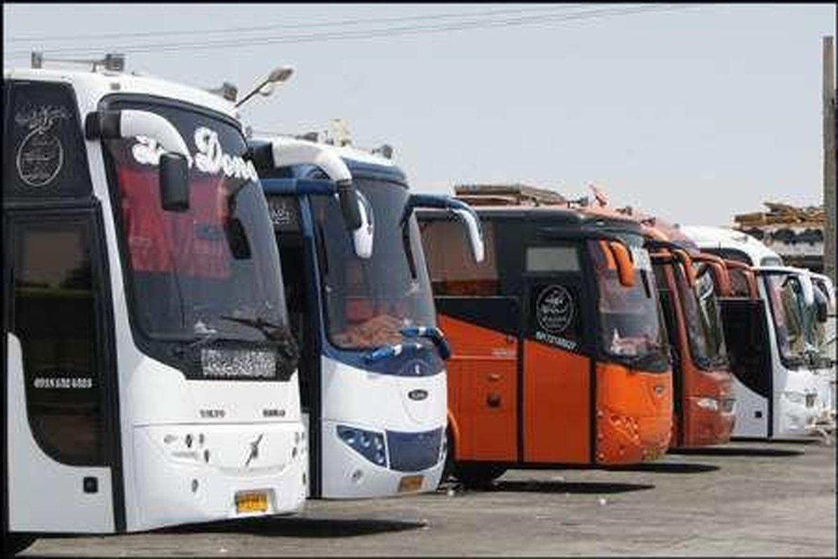 مسافران حملونقل عمومی جادهای به یک سوم کاهش یافته!