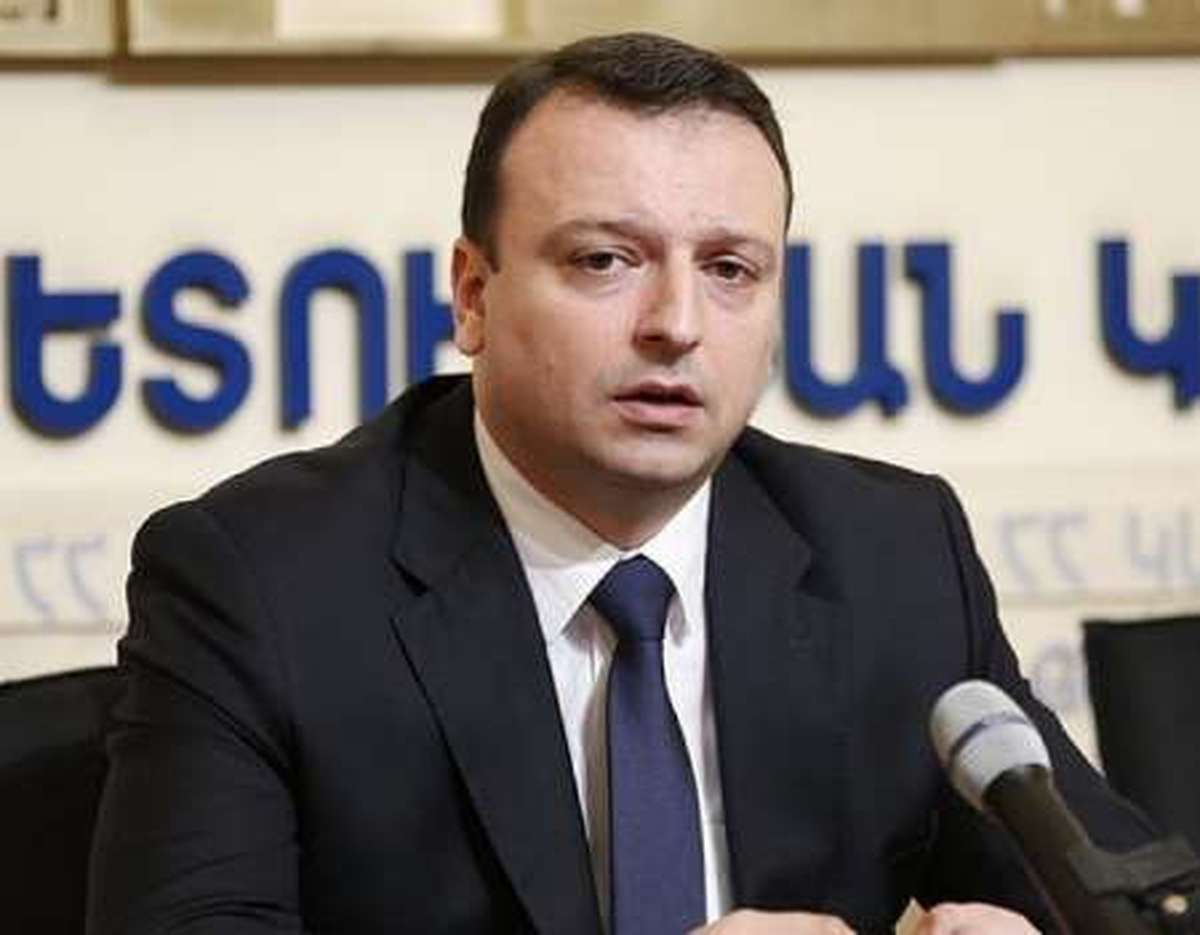 طرح منطقه آزاد تجاری در مرز ایران به هیات دولت ارمنستان ارائه شد