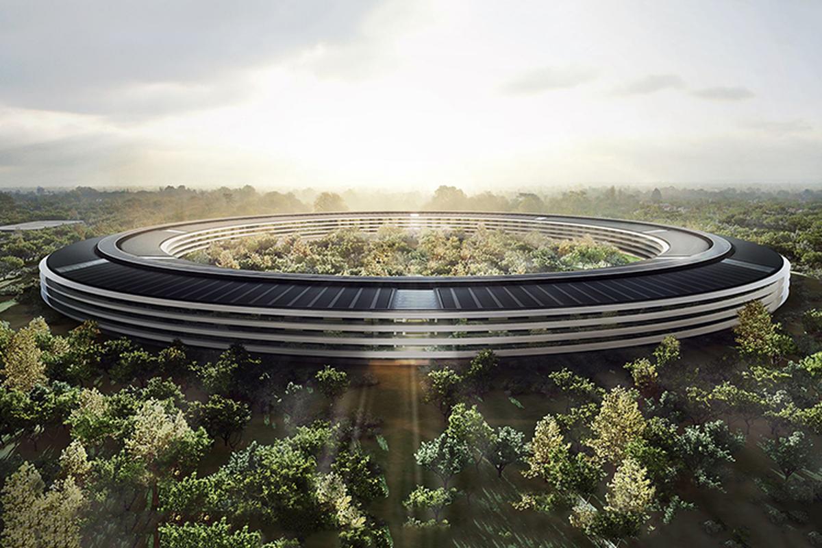 اپل پارک شاهکاری فراتر از آیفون 10