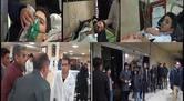 مسمومیت 55 نفر در کاشمر در خراسان رضوی با گاز مونوکسید کربن