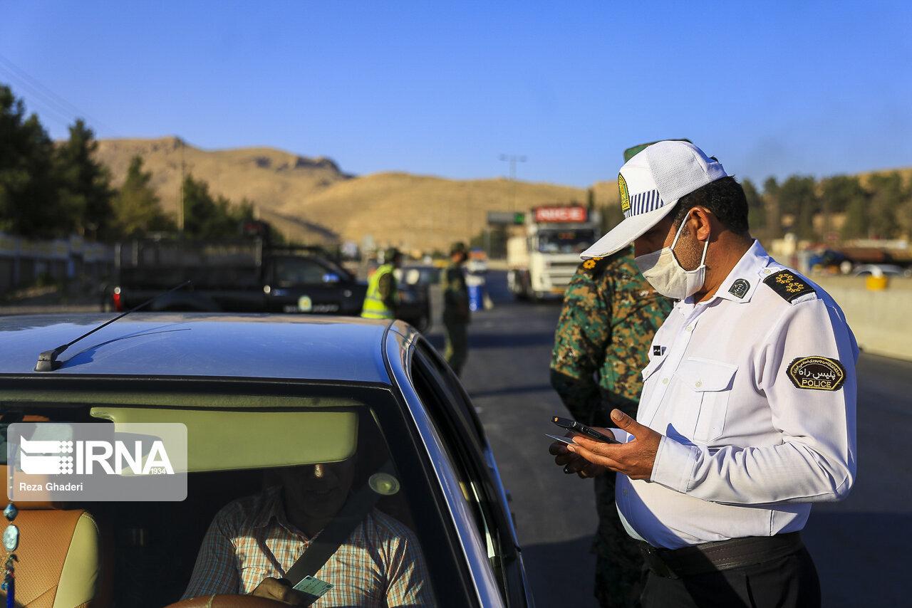 ممنوعیت ورود و خروج از تهران/ کرونا همچنان میتازد.
