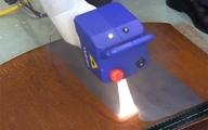 ویدئو؛ دستگاه لیزر جدید برای پاک کردن زنگ آهن و ...
