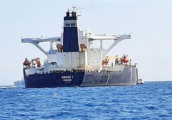 آمریکا خواستار توقیف مجدد نفتکش ایرانی شد