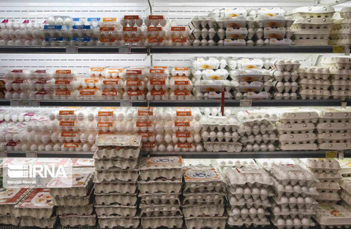 تاریخ تولید درج شده روی تخممرغها غیر واقعی است