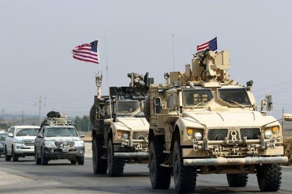 کاروان نظامی آمریکا وارد مناطق نفتخیز سوریه شد