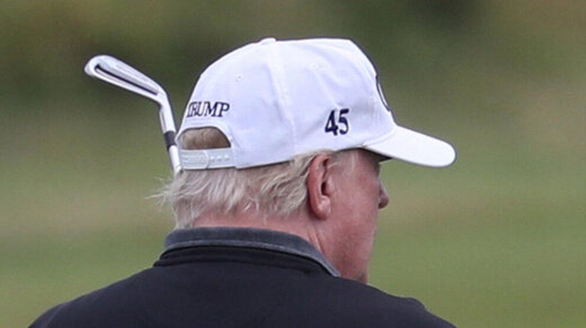 هزینه گلف ترامپ برابر با ۲۸۷ سال حقوق رئیس جمهوری آمریکا