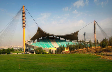 ورزشگاه تختی همچنان منتظر تخصیص بودجه برای بازسازی