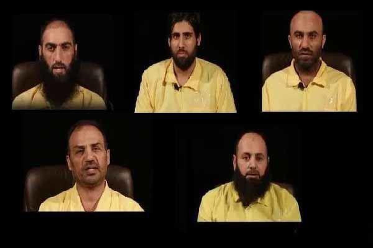 بازداشت ۵ سرکرده مهم داعش و هلاکت ۴۰ تکفیری