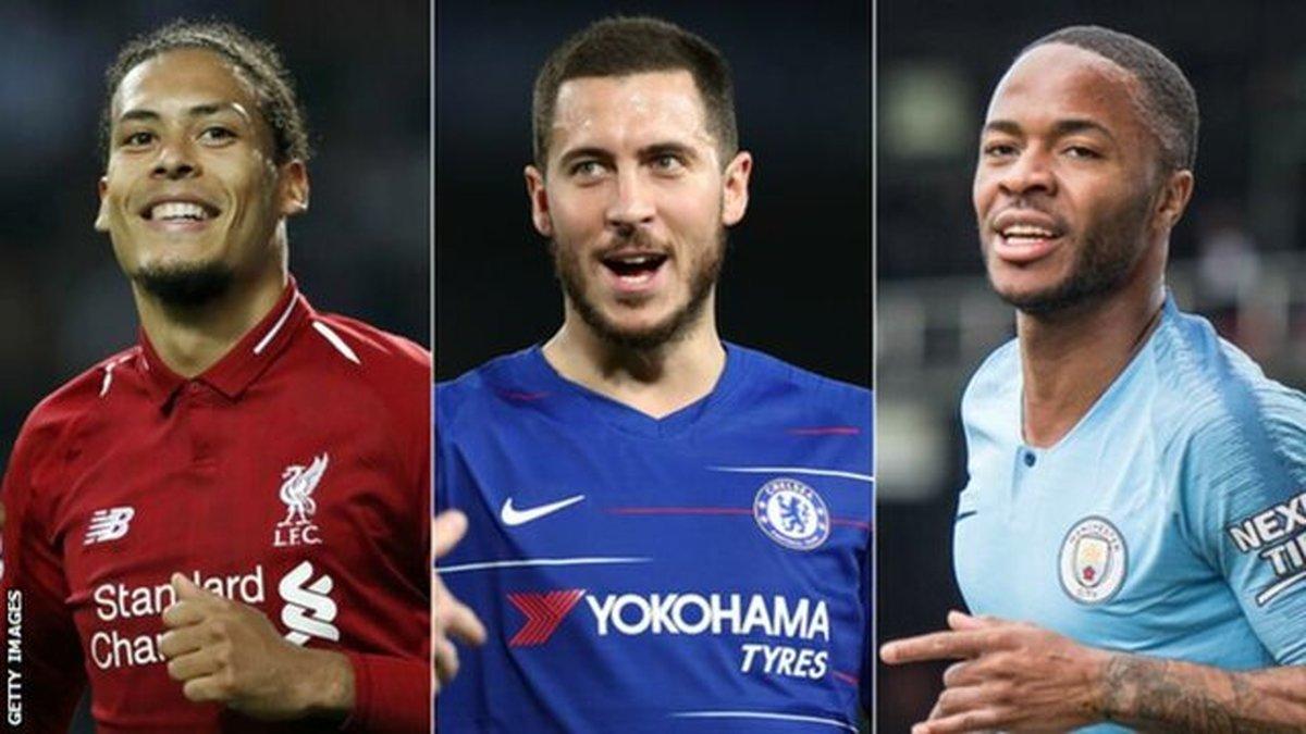 نامزدهای بهترین بازیکن لیگ انگلیس اعلام شدند