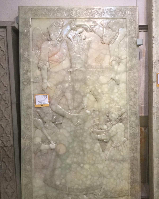 قبر فتحعلی شاه کجاست و سنگ قبرش را چه کردند؟