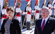 سفیر یونان در برزیل قربانی رابطه نامشروع همسرش شده است