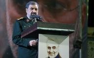 محسن رضایی: فعالیت جبهه مقاومت تا اخراج آمریکا از منطقه ادامه دارد
