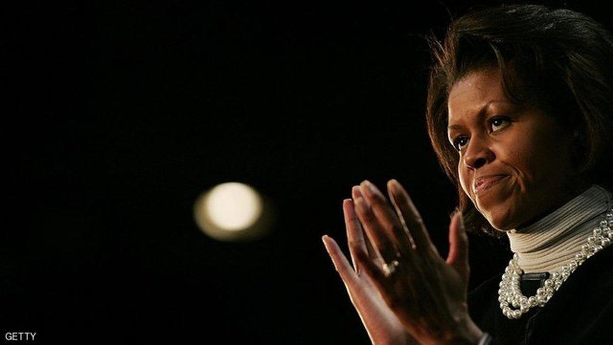 اوباما: همسرم در مورد عدم نامزدی در ریاست جمهوری تصمیم قطعی گرفته است
