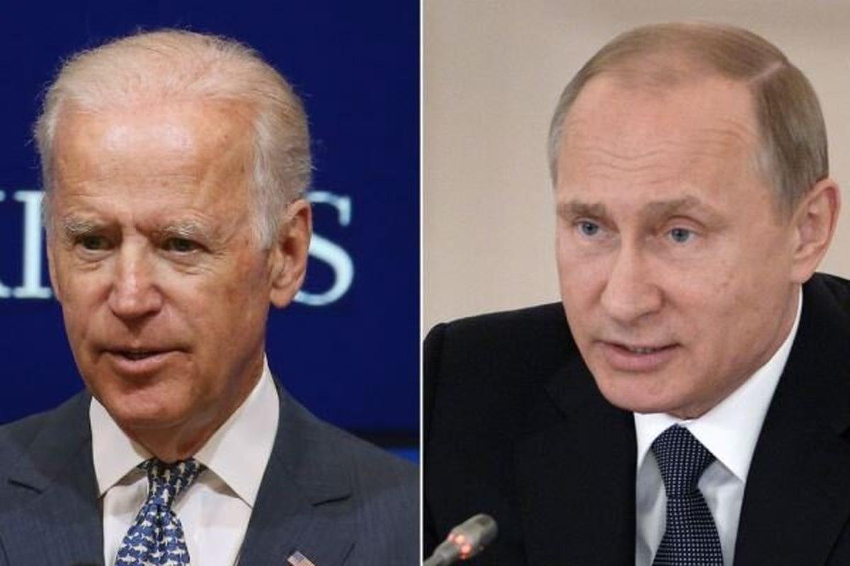 «پوتین» و «بایدن» پیرامون حملات باج افزاری گفتگو کردند